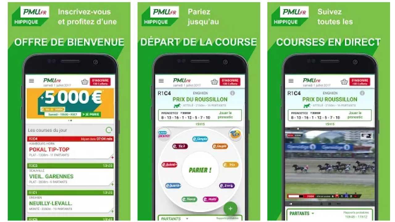 PMU application mobile